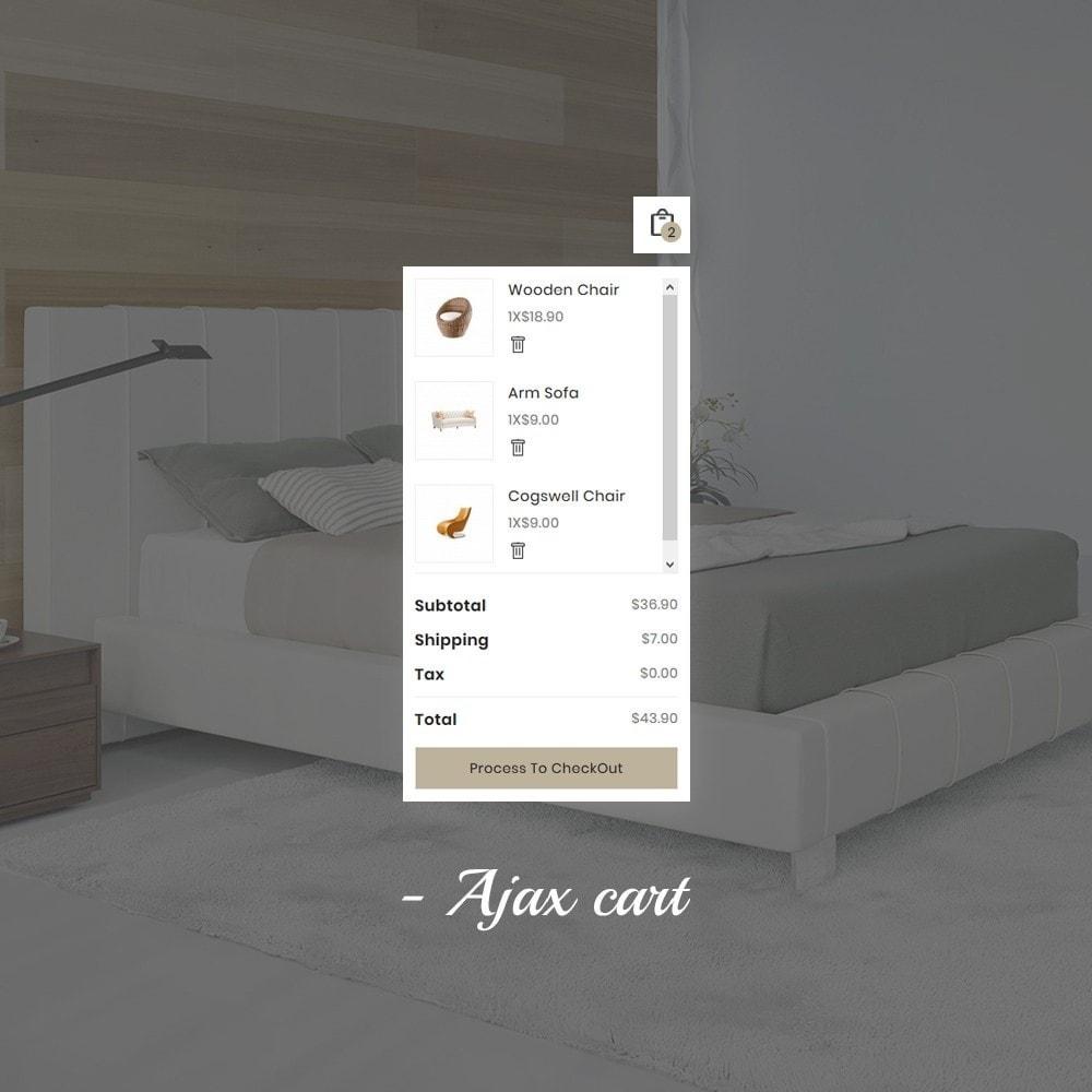 Charter Furniture Store Prestashop Addons