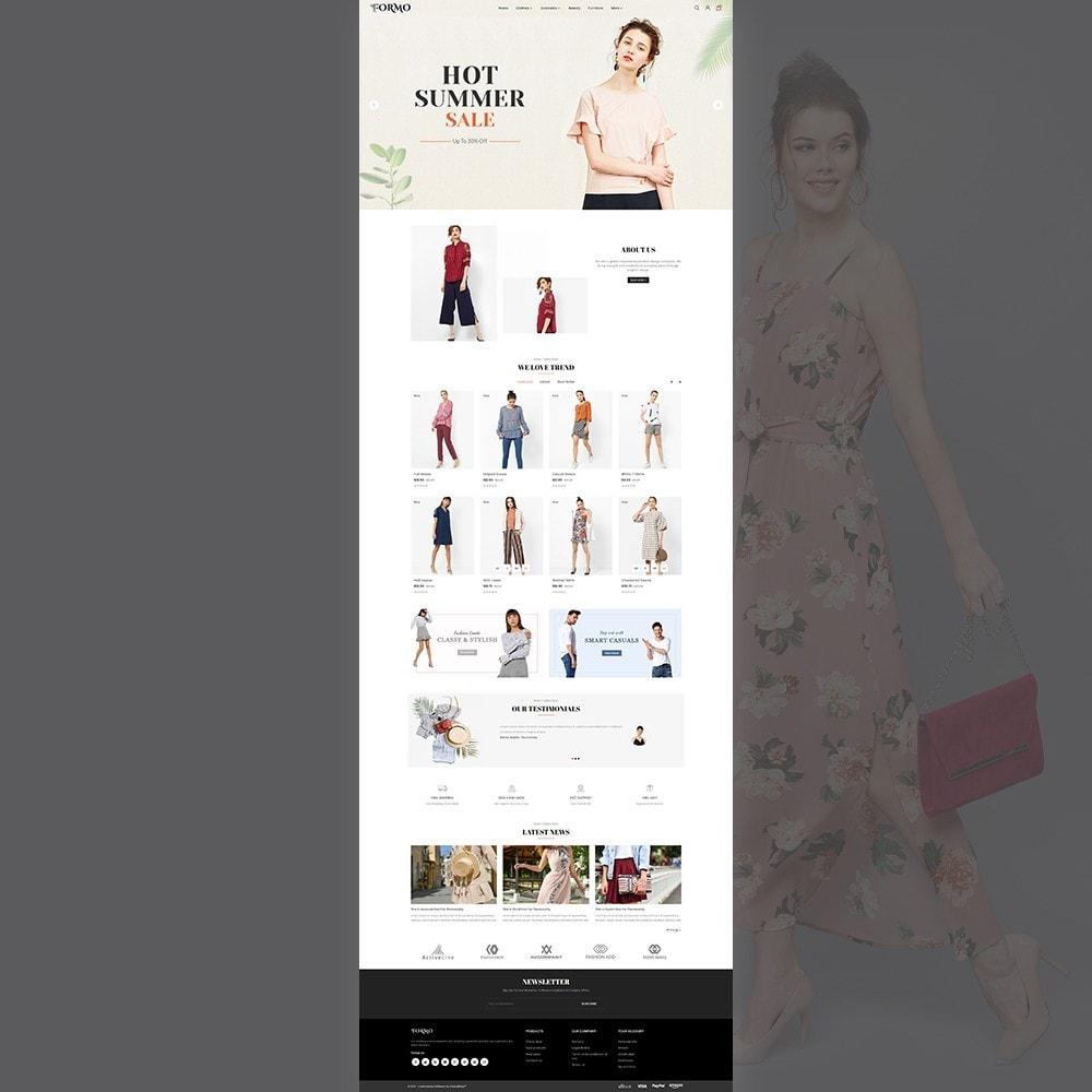 theme - Fashion & Shoes - Formo Fashion Shop - 3