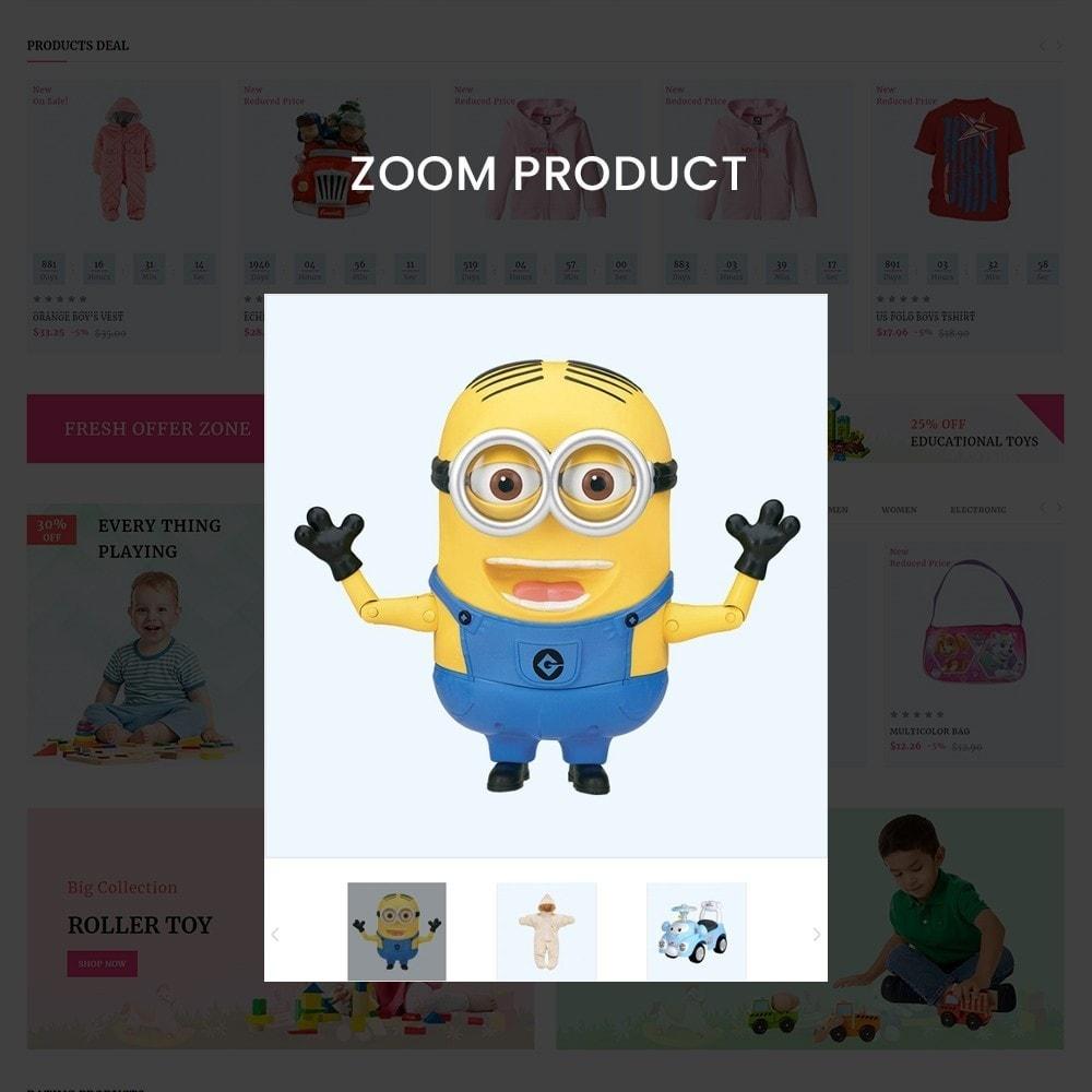 theme - Enfants & Jouets - Kids Cart - Multipurpose Mega Kids Store - 9