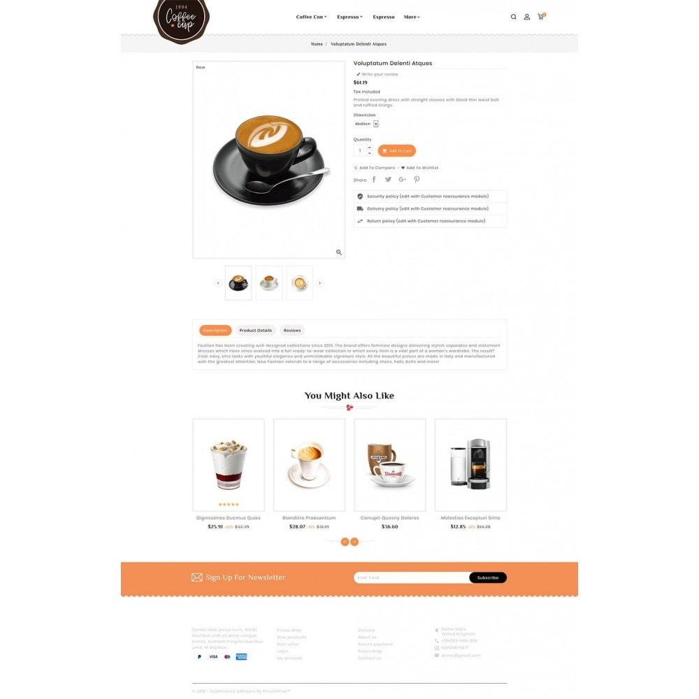 theme - Drank & Tabak - Coffee Cup & Shake - 5
