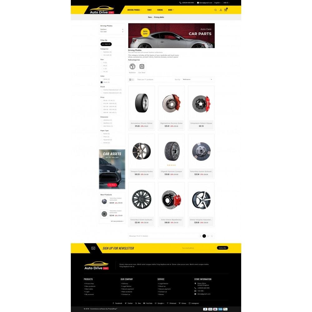 theme - Coches y Motos - Auto Drive & Car Parts - 3