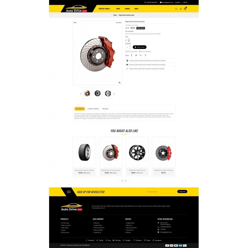 theme - Coches y Motos - Auto Drive & Car Parts - 5