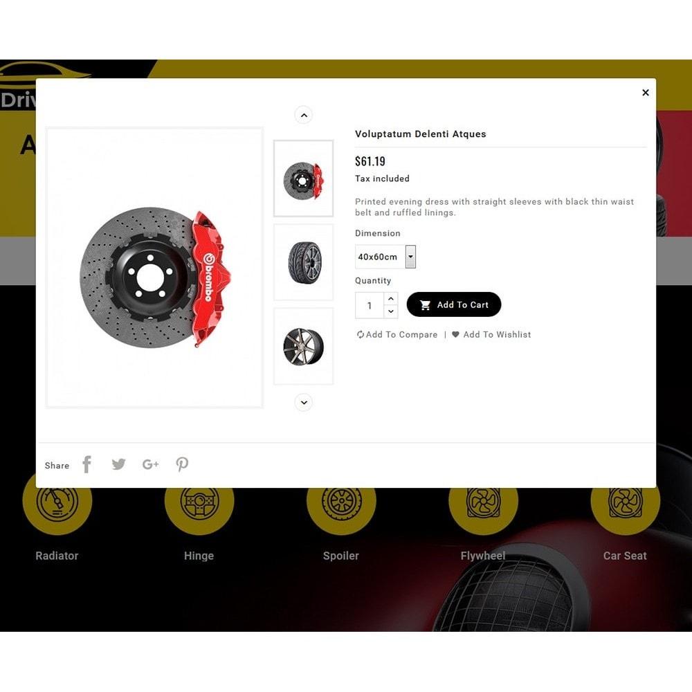 theme - Coches y Motos - Auto Drive & Car Parts - 7
