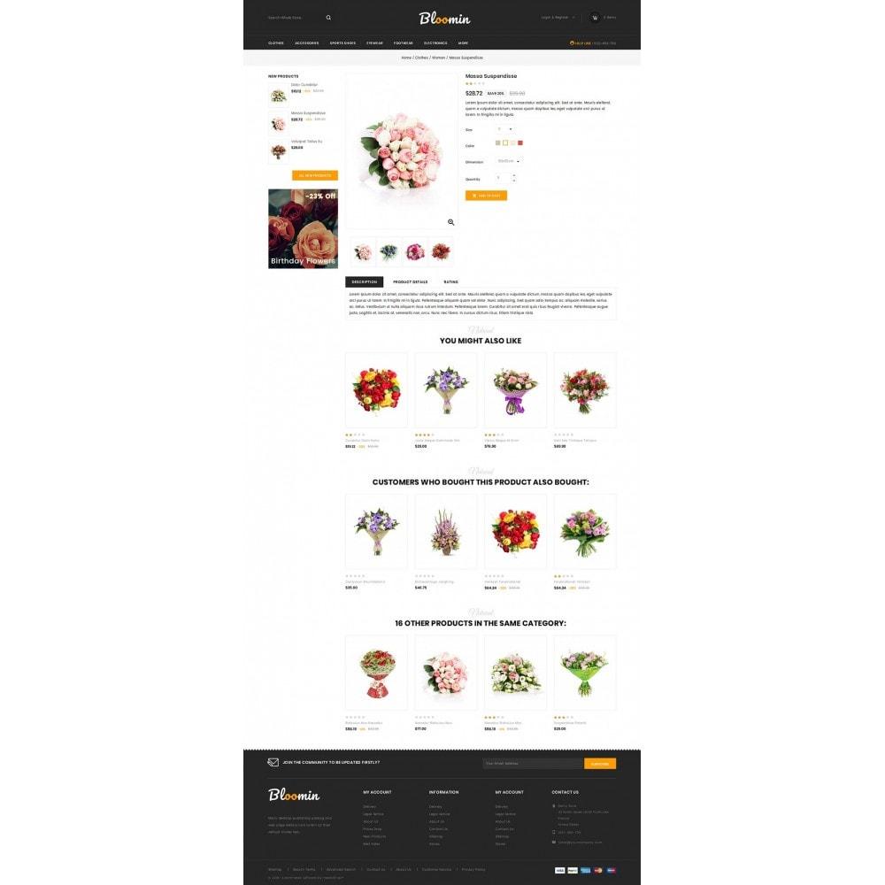 theme - Presentes, Flores & Comemorações - Bloomin - Flower Store - 4