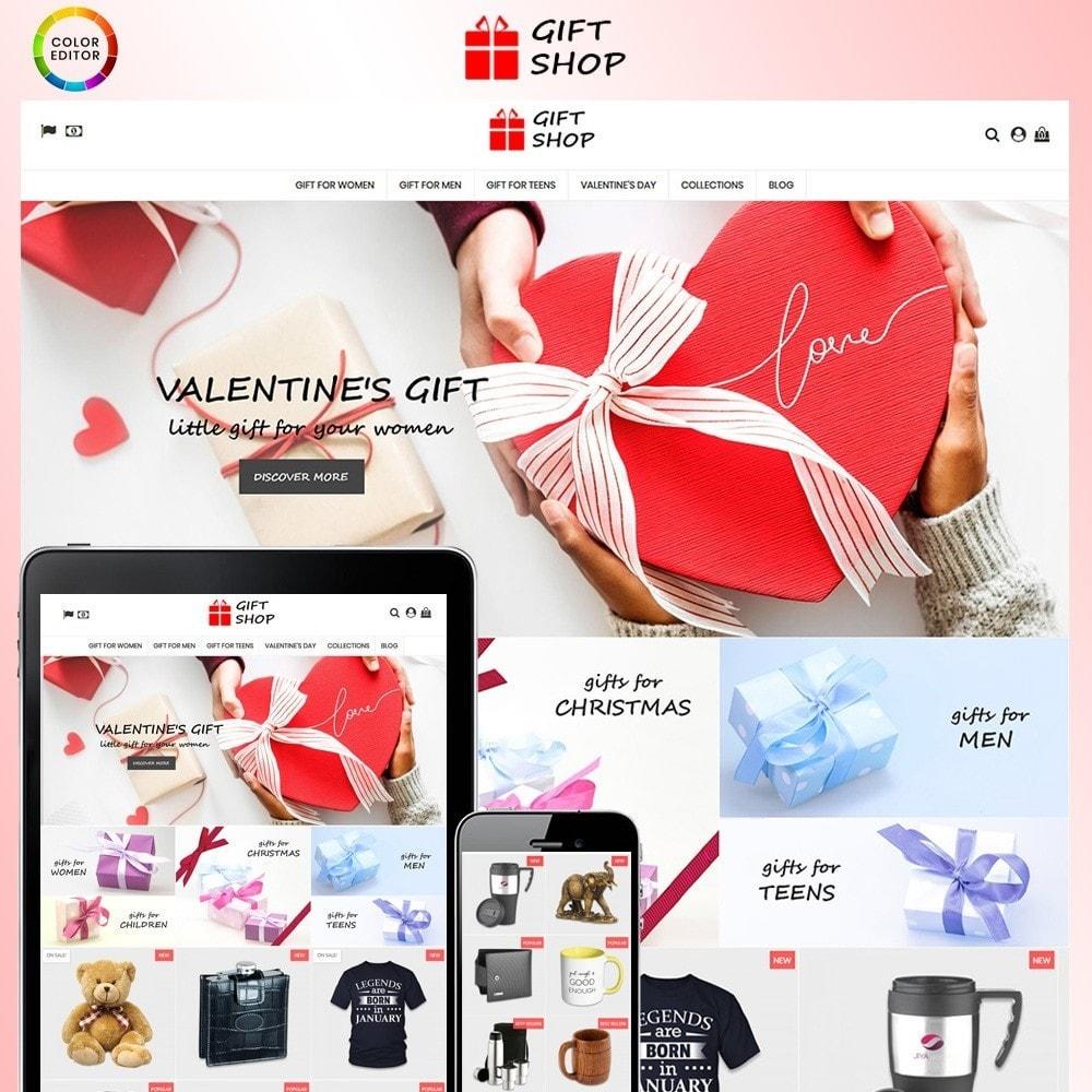 theme - Prezenty, Kwiaty & Uroczystości - Gift Shop - 2