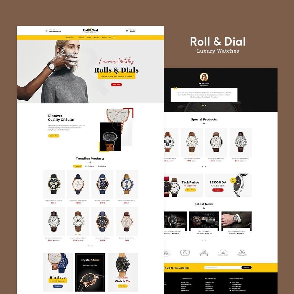theme - Sieraden & Accessoires - Rolls & Dial - Watches - 2
