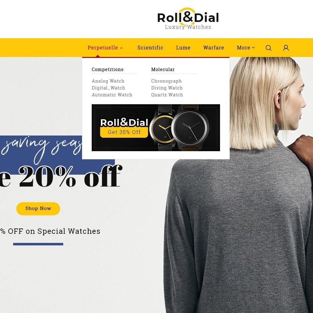 theme - Bellezza & Gioielli - Rolls & Dial - Watches - 8