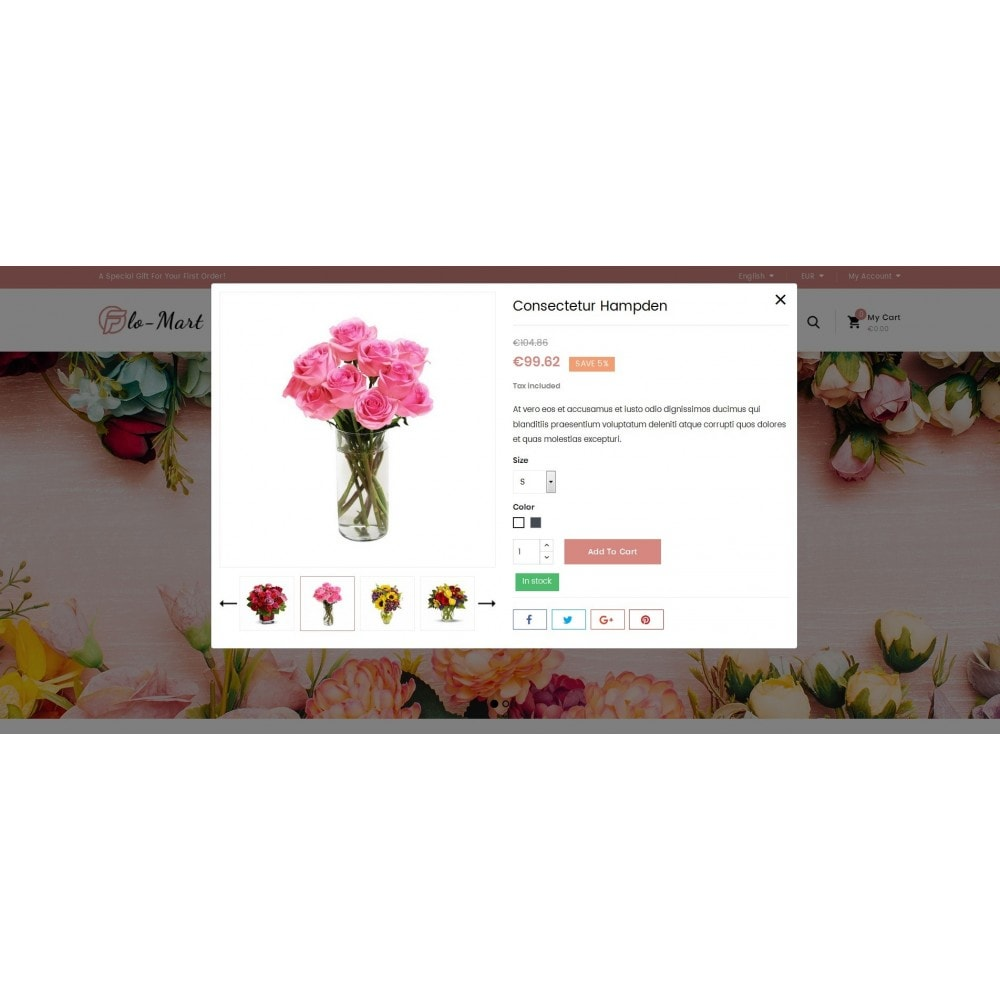 theme - Gifts, Flowers & Celebrations - Flowmart - Flowers Store - 7