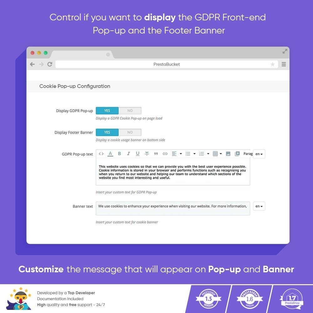 module - Legal - GDPR PRO General Data Protection Regulation - ALL in 1 - 6