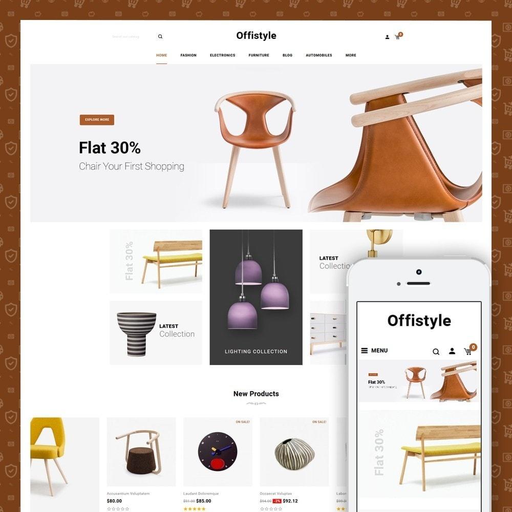theme - Casa & Jardins - Offistyle - Furniture Store - 1