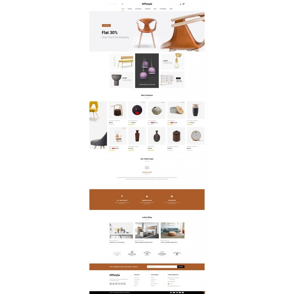 theme - Maison & Jardin - Offistyle - Furniture Store - 2