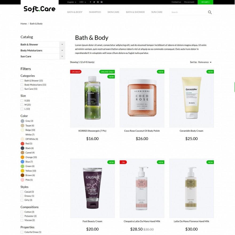 theme - Health & Beauty - Soft care Cosmetics - 5