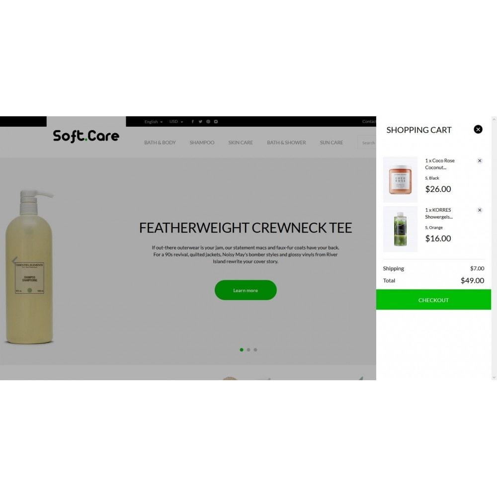 theme - Health & Beauty - Soft care Cosmetics - 7