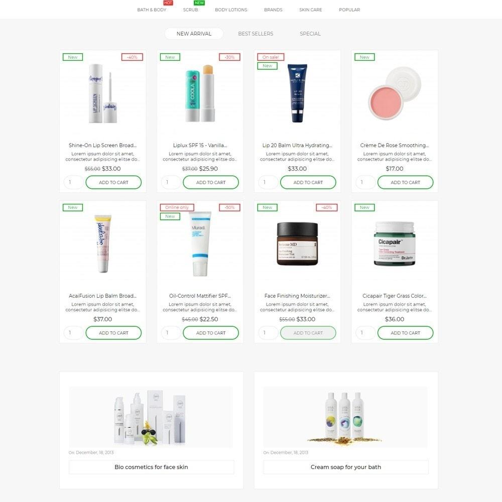 theme - Health & Beauty - Orgma Cosmetics - 3