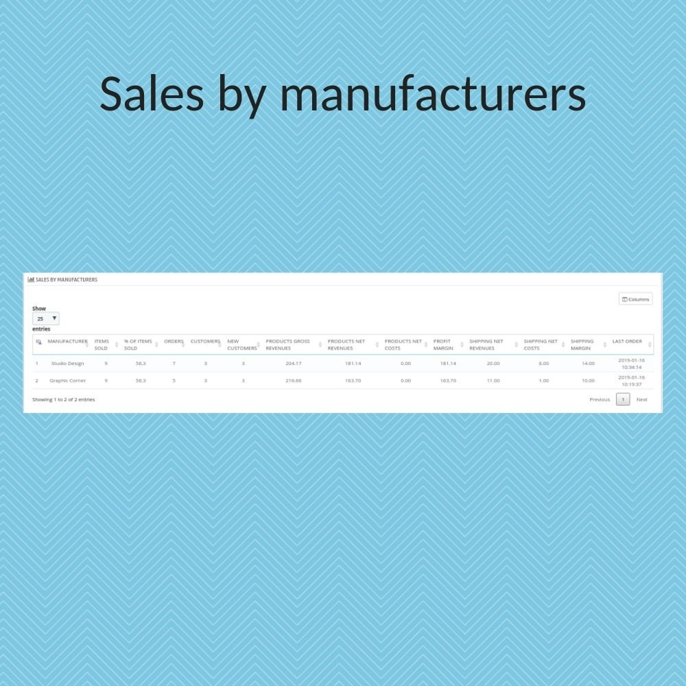module - Import & Eksport danych (csv, pdf...) - Smart Sales Reports - 6