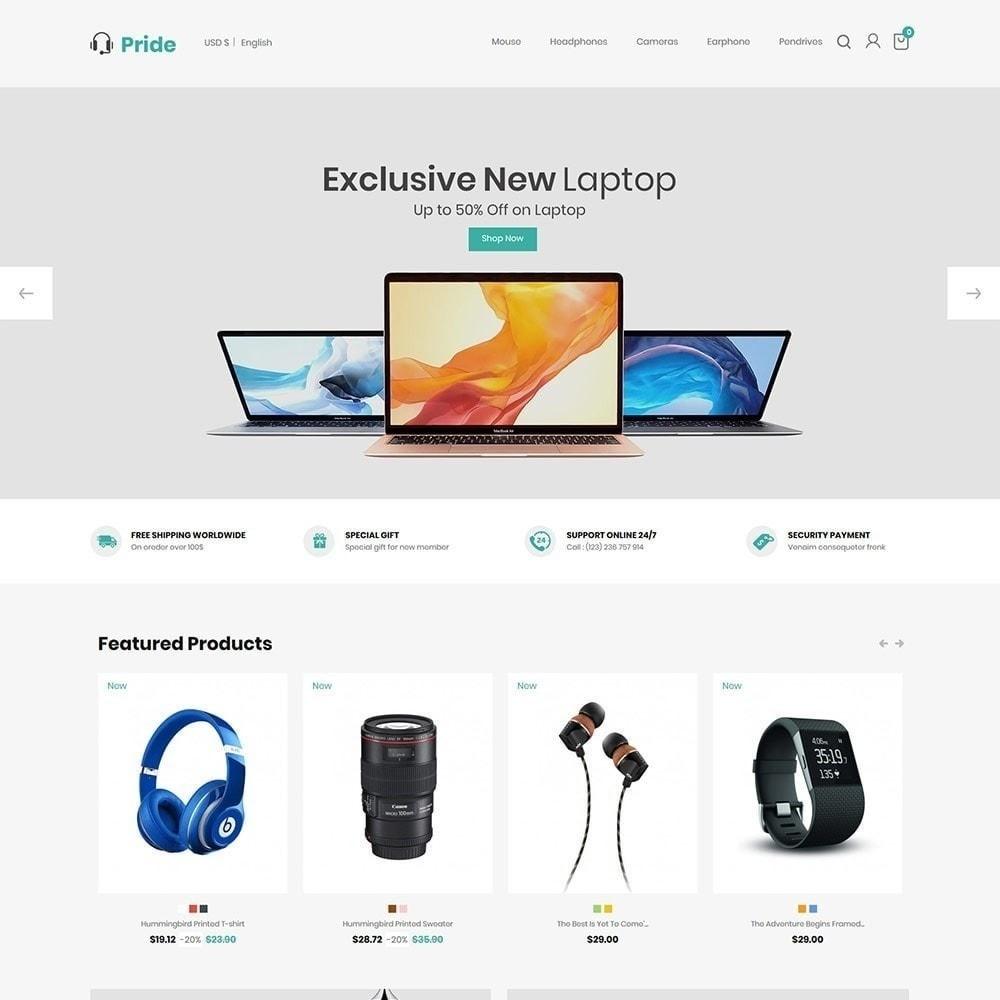 theme - Elektronik & High Tech - Mobile Elektronik - Digital Store - 3