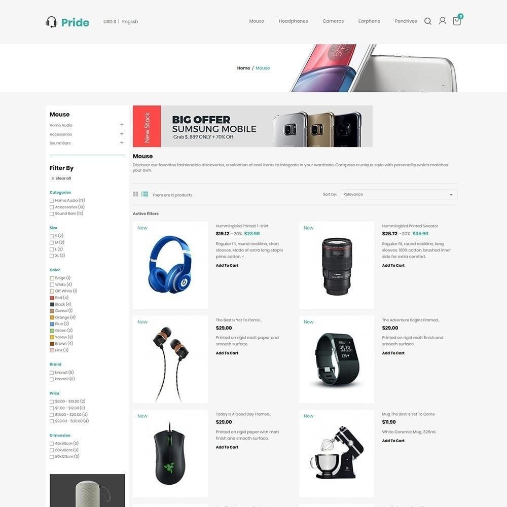 theme - Elektronika & High Tech - Elektronika mobilna - sklep cyfrowy - 5