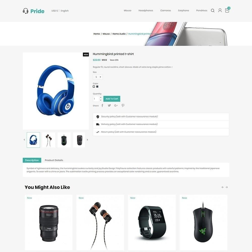 theme - Elektronika & High Tech - Elektronika mobilna - sklep cyfrowy - 6