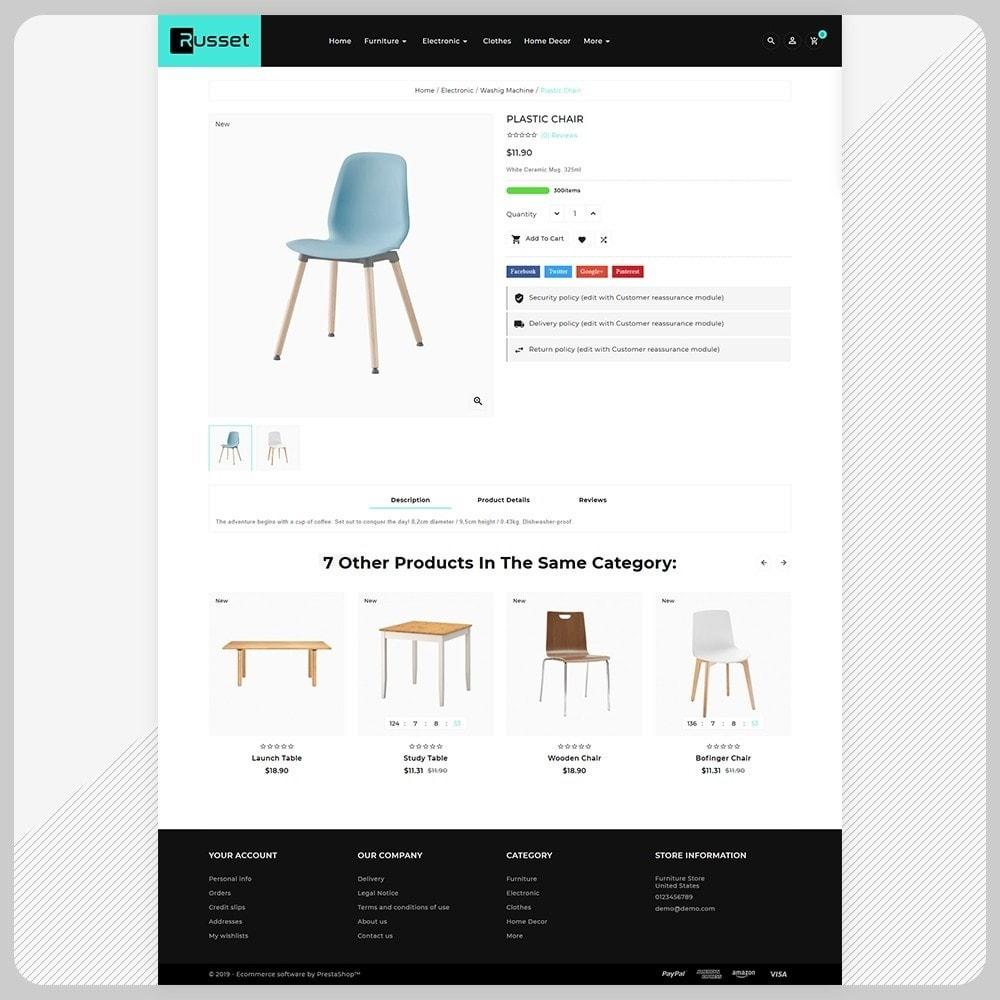 theme - Huis & Buitenleven - Möbel Russet  - Furniture Super Mall - 4
