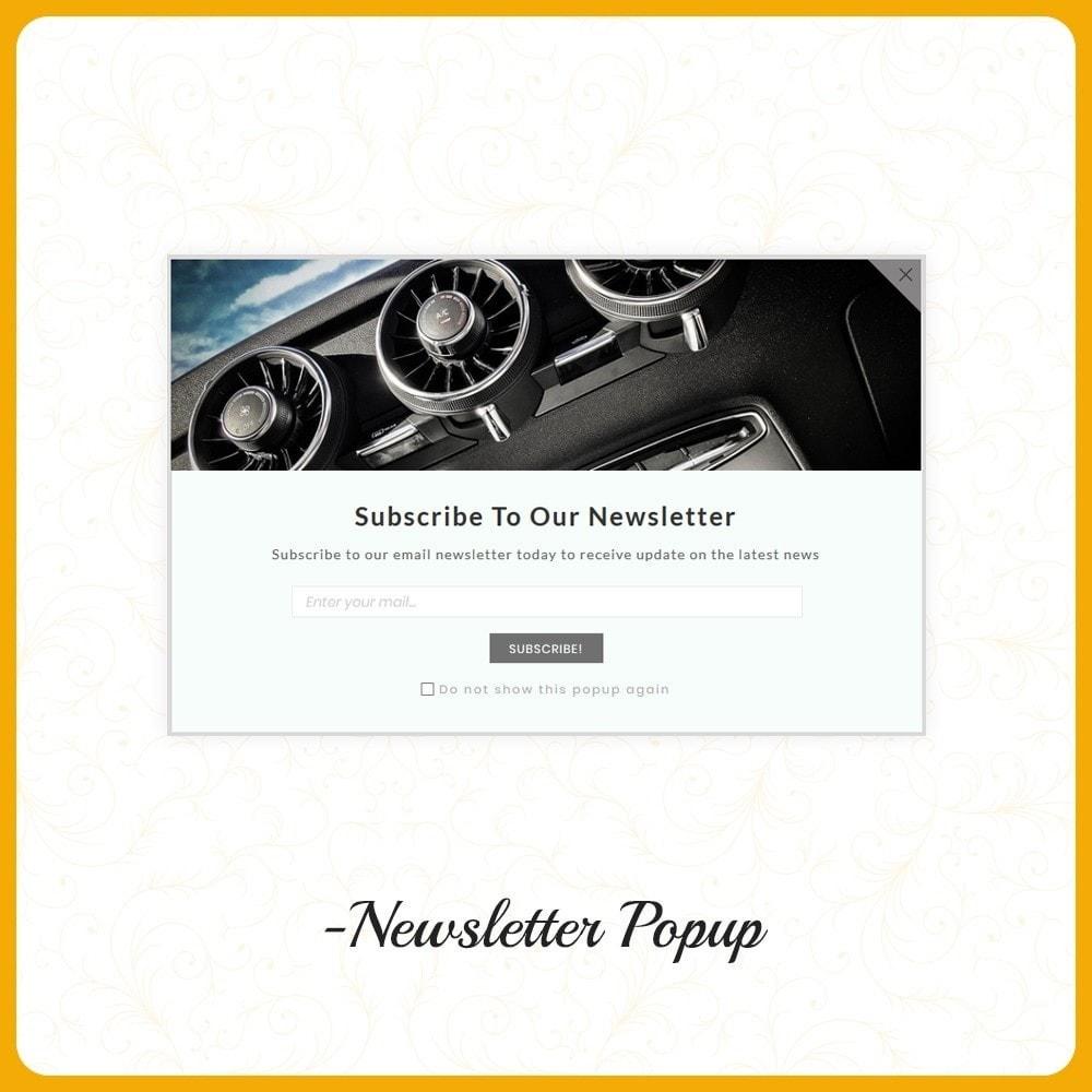 theme - Auto's & Motoren - Auto Part Shop - 9
