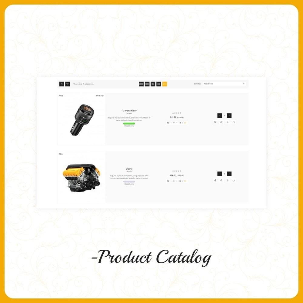 theme - Auto's & Motoren - Auto Part Shop - 11
