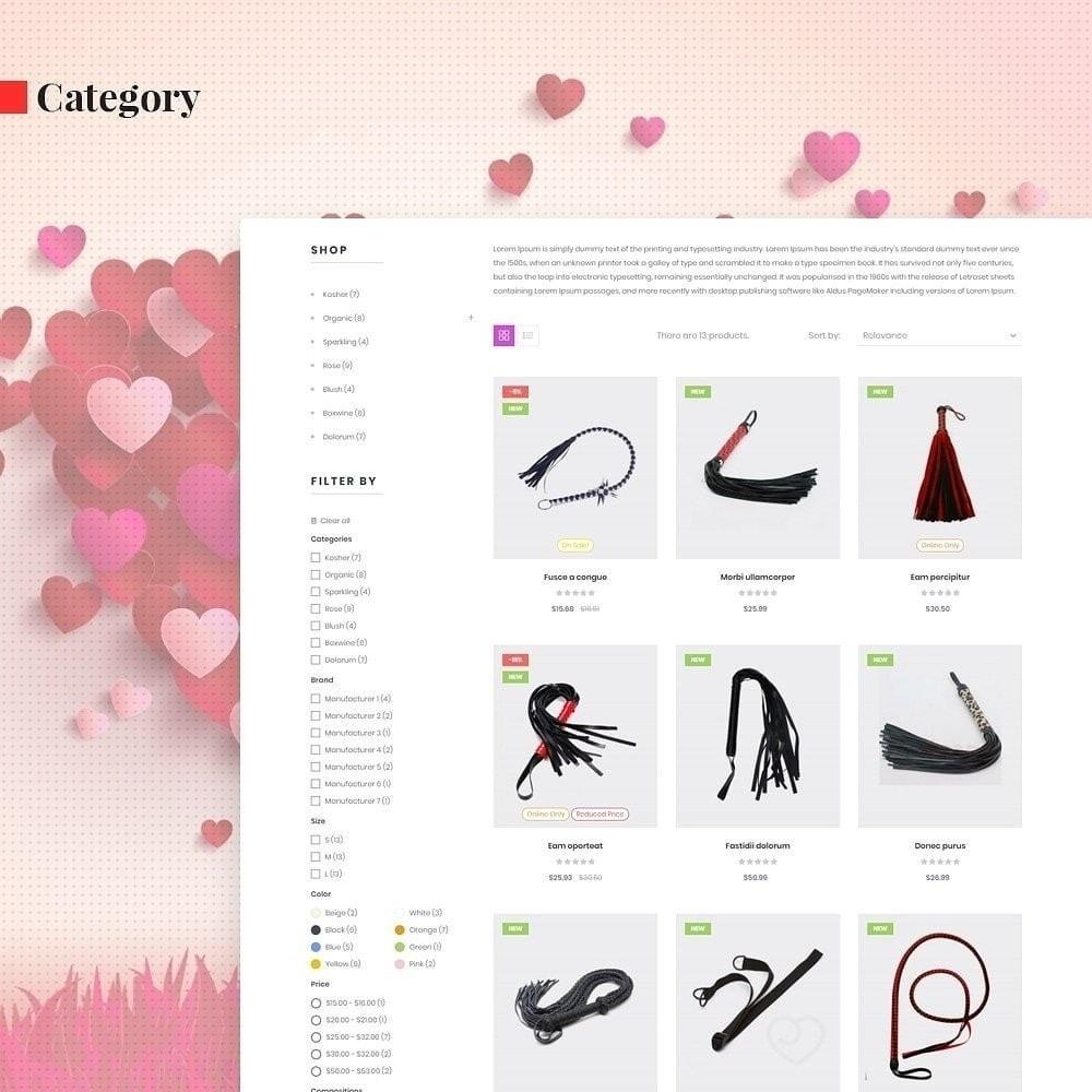 theme - Geschenke, Blumen & Feiern - Leo Love Weapon Toys Store - 6