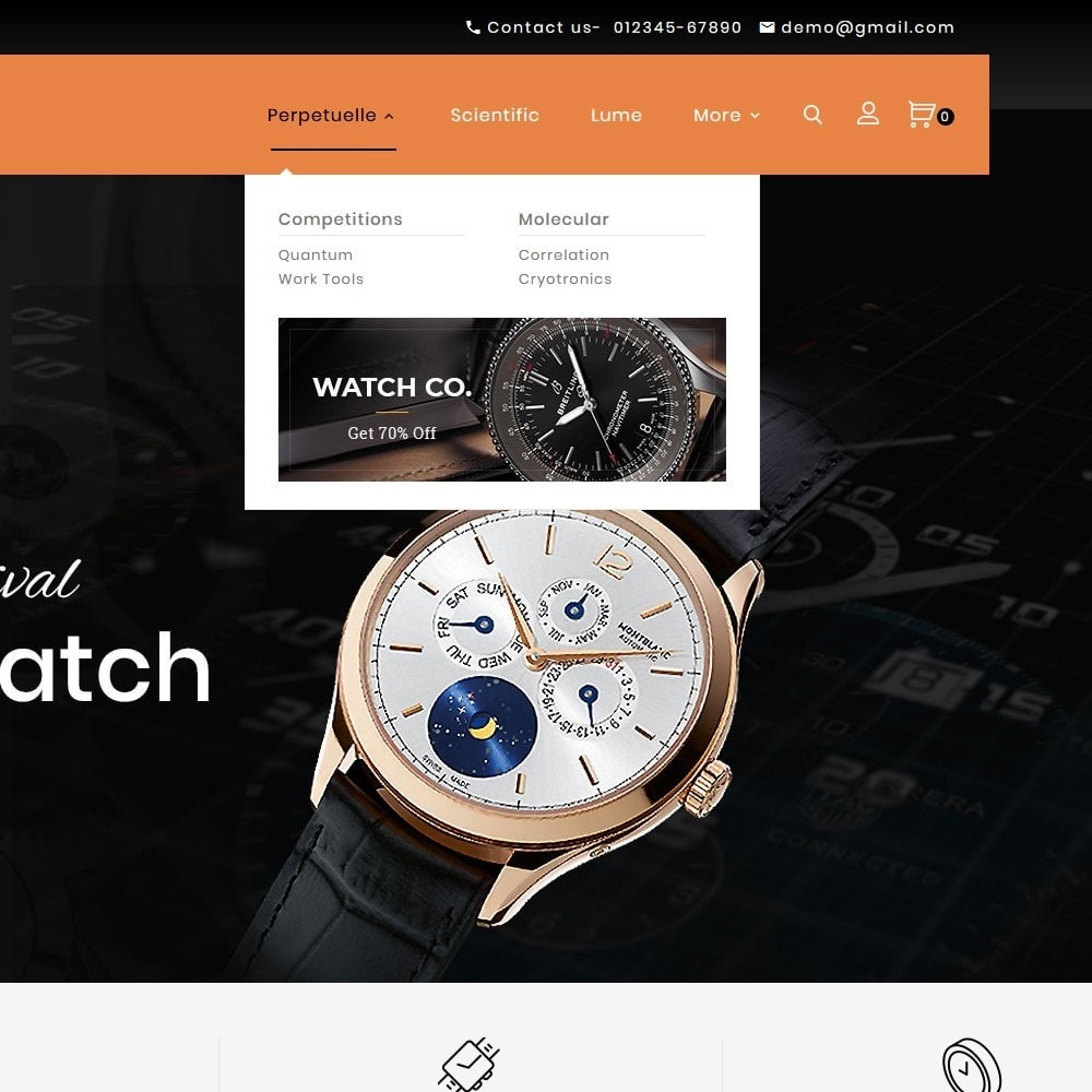 theme - Schmuck & Accesoires - Watch & Imitation Shop - 9