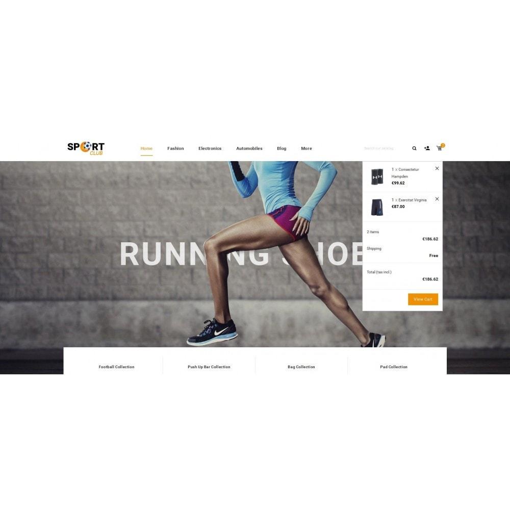 theme - Sport, Attività & Viaggi - Sport Club - Accessories Store - 8