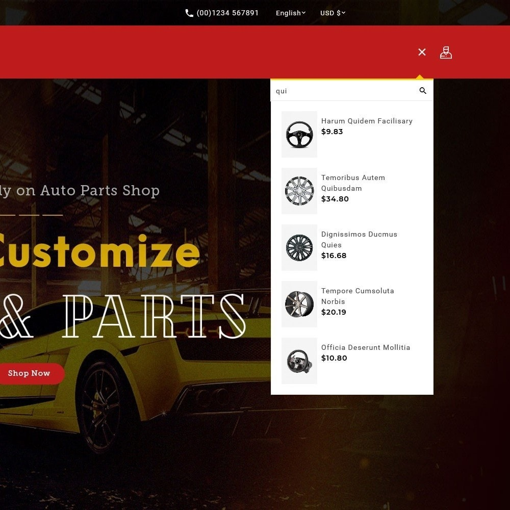 theme - Coches y Motos - Auto Parts - Equipment & Services - 9