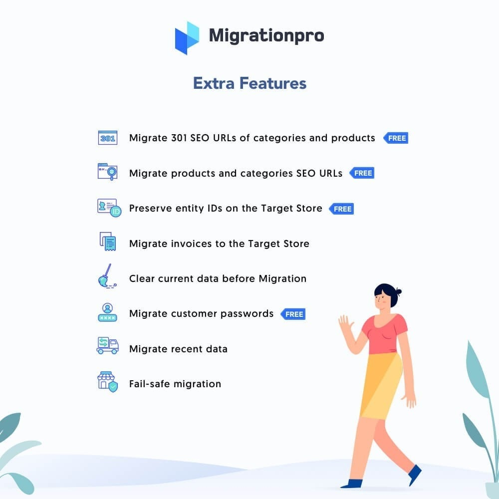 module - Data migration & Backup - MigrationPro: PrestaShop Upgrade and Migrate Tool - 5