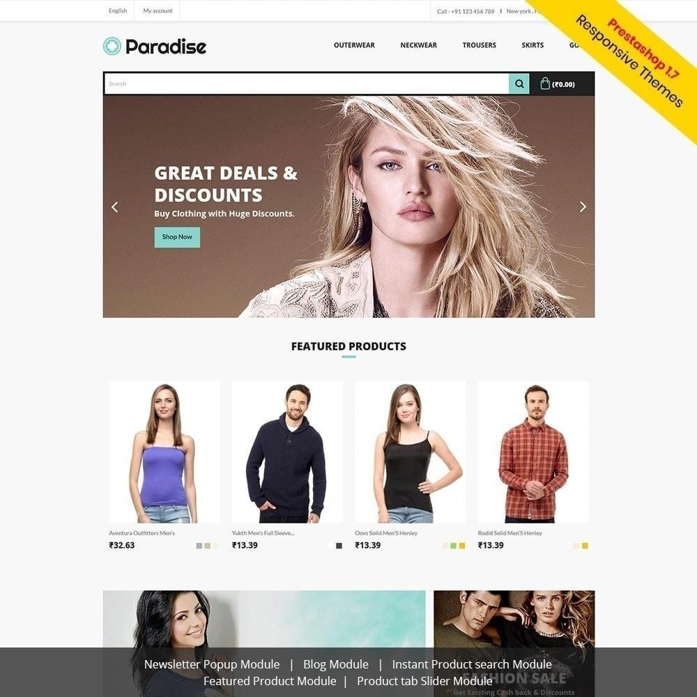 theme - Mode & Schoenen - Paradise Fashion - Apparels Store - 4