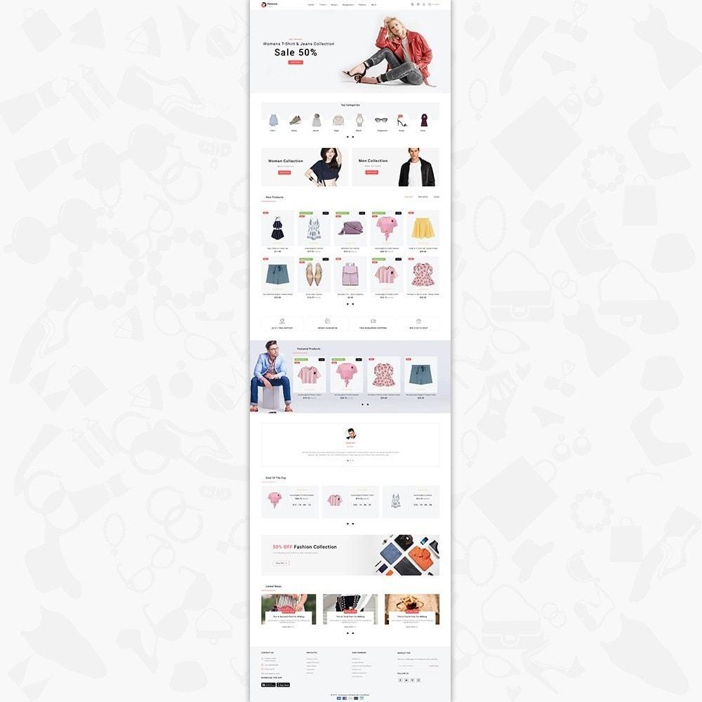 theme - Fashion & Shoes - Romura - The Fashion Store - 2