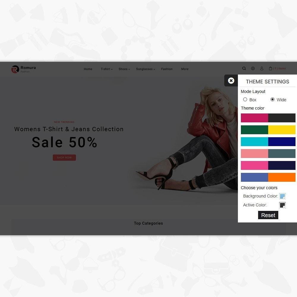 theme - Fashion & Shoes - Romura - The Fashion Store - 7