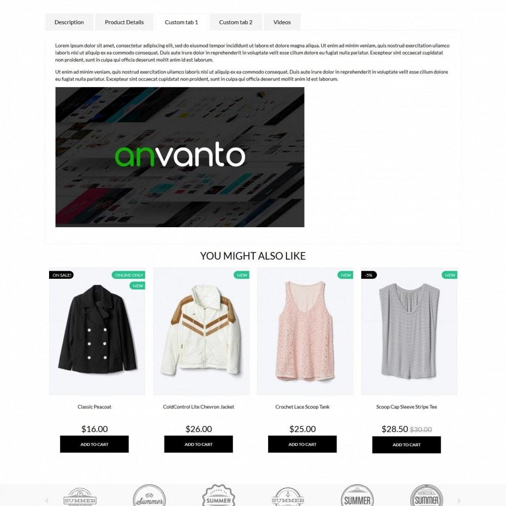 theme - Moda & Calçados - Satin Fashion Store - 8
