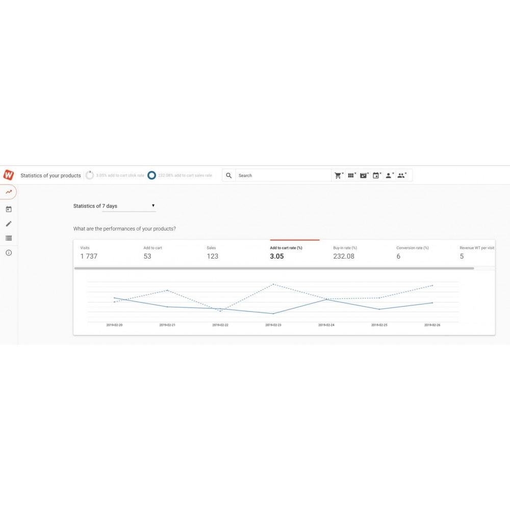 module - Brands & Manufacturers - WMB | E-merchandising platform - 2