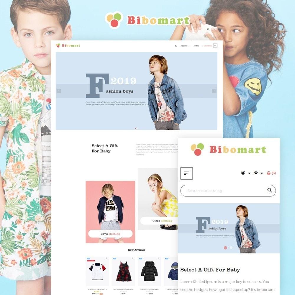 theme - Bambini & Giocattoli - Leo Bibomart Baby & Kid Store - 1