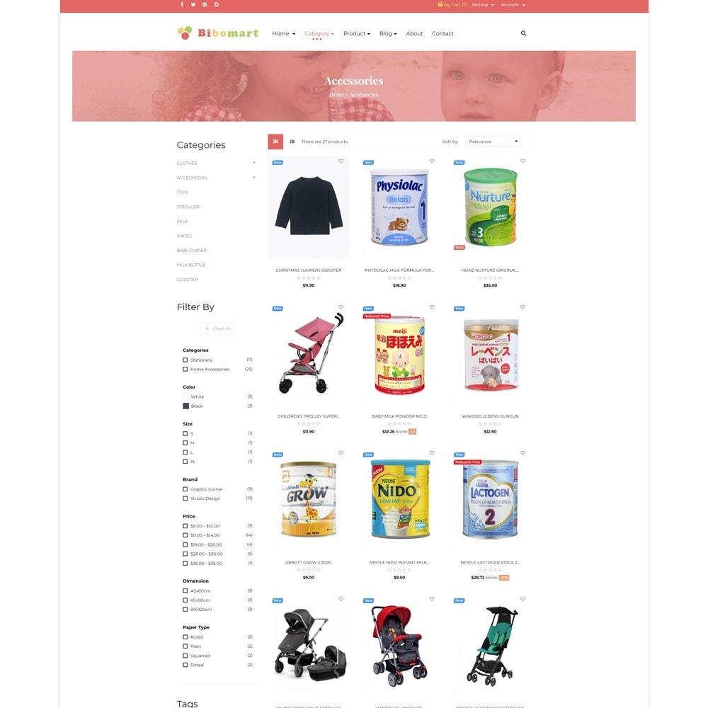 theme - Bambini & Giocattoli - Leo Bibomart Baby & Kid Store - 4
