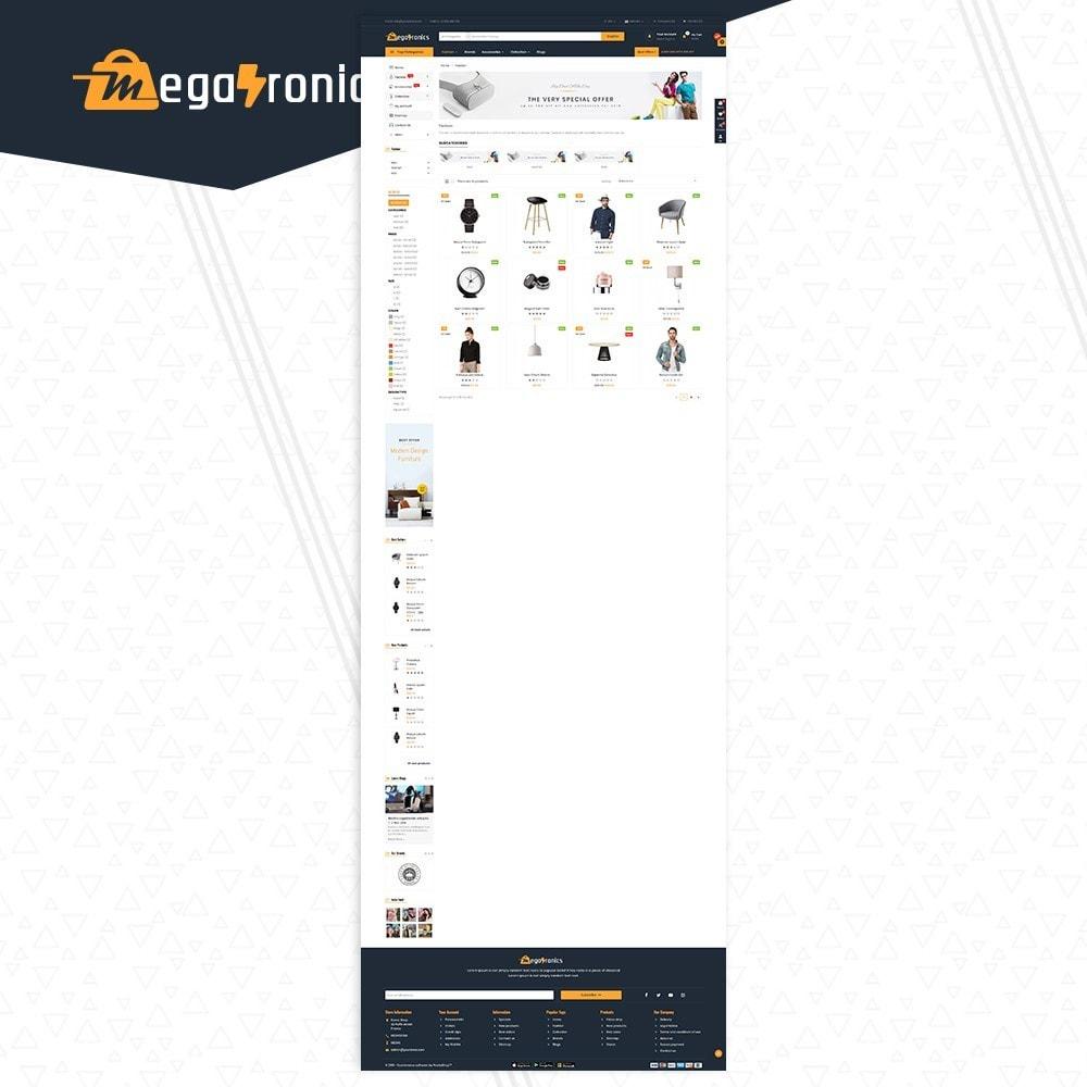 theme - Electronique & High Tech - Megatronics Multi Store - 4