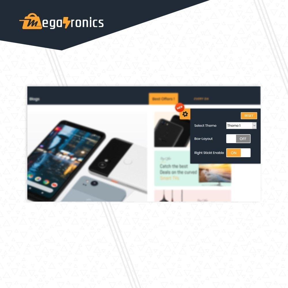 theme - Electronique & High Tech - Megatronics Multi Store - 7