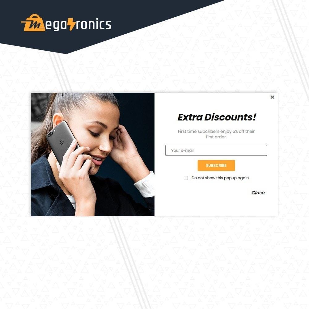 theme - Electronique & High Tech - Megatronics Multi Store - 8