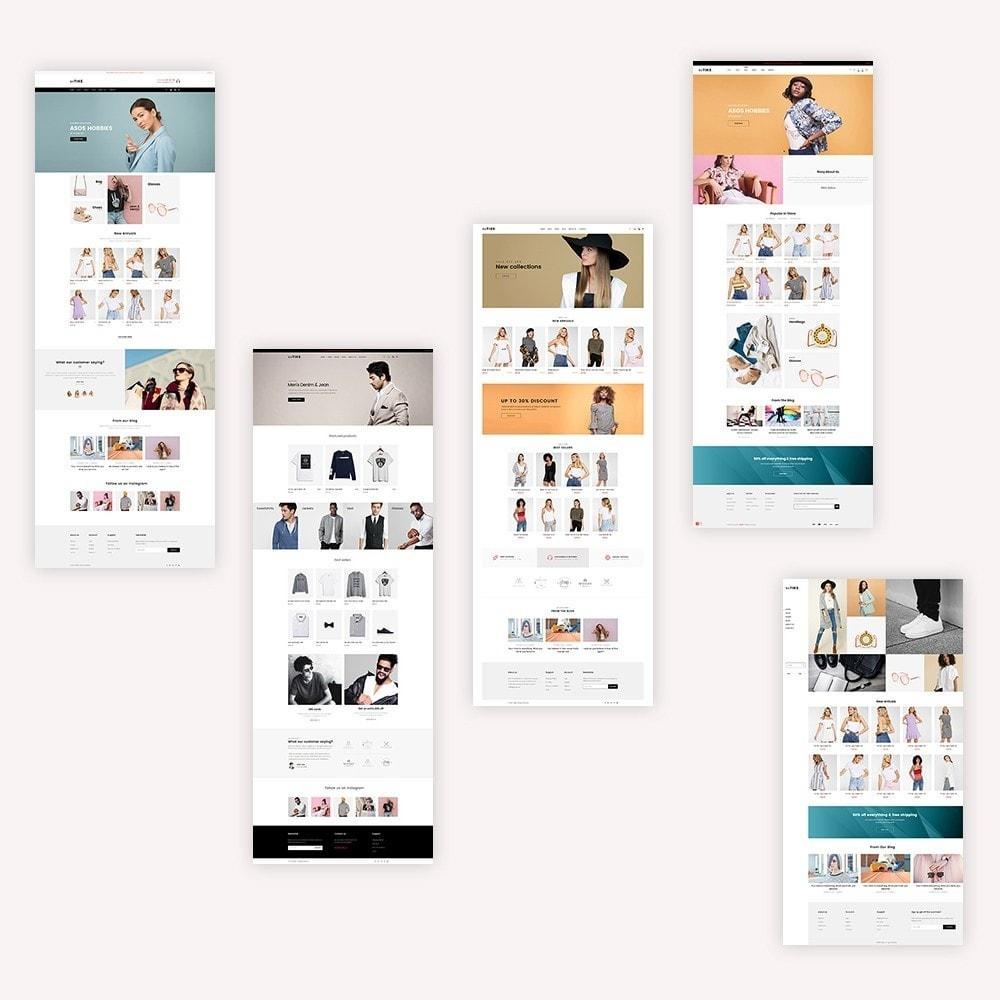 theme - Moda & Calçados - Vatike Fashion Stores - 2
