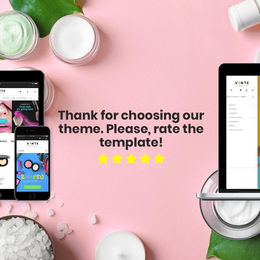 theme - Здоровье и красота - Vente - Organic Cosmetics Store - 1
