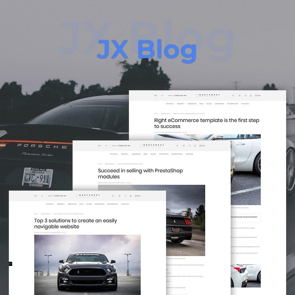 theme - Samochody - NextPrest - Spare Parts Store - 5