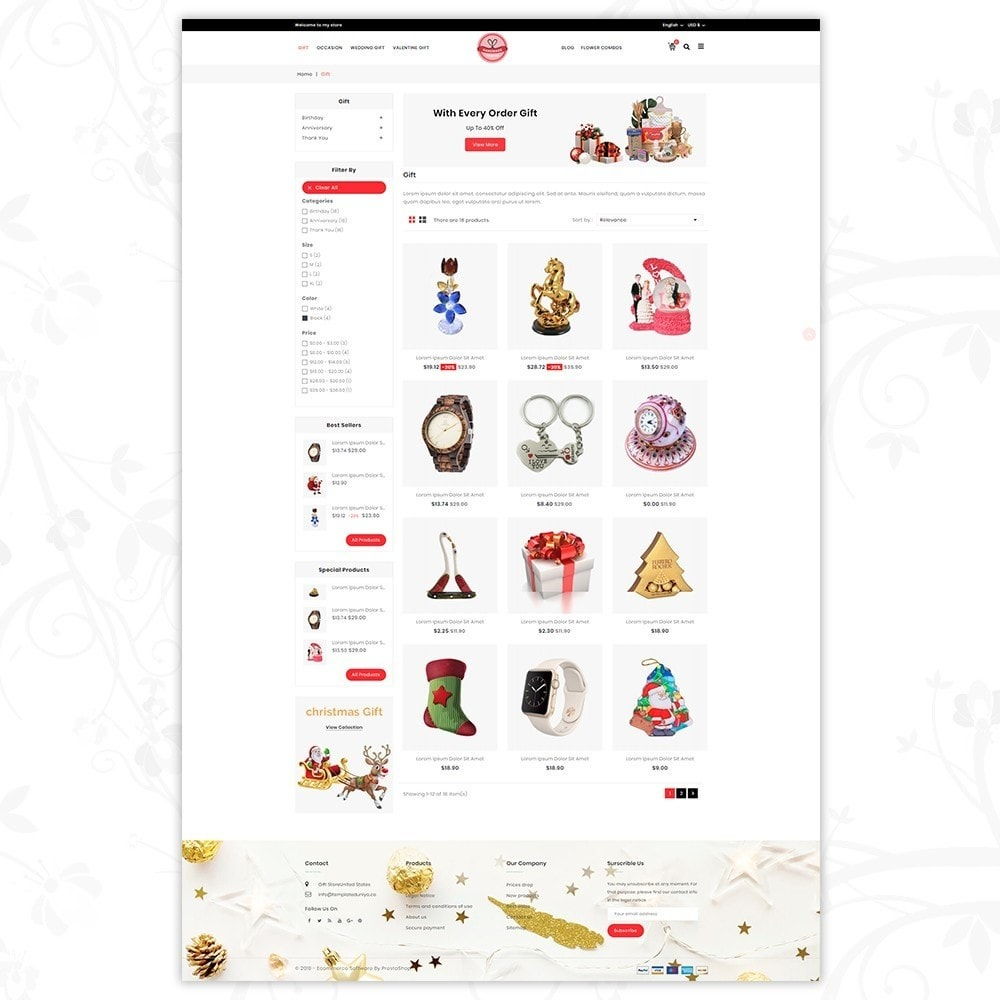 theme - Regalos, Flores y Celebraciones - Handmade Gift - 3