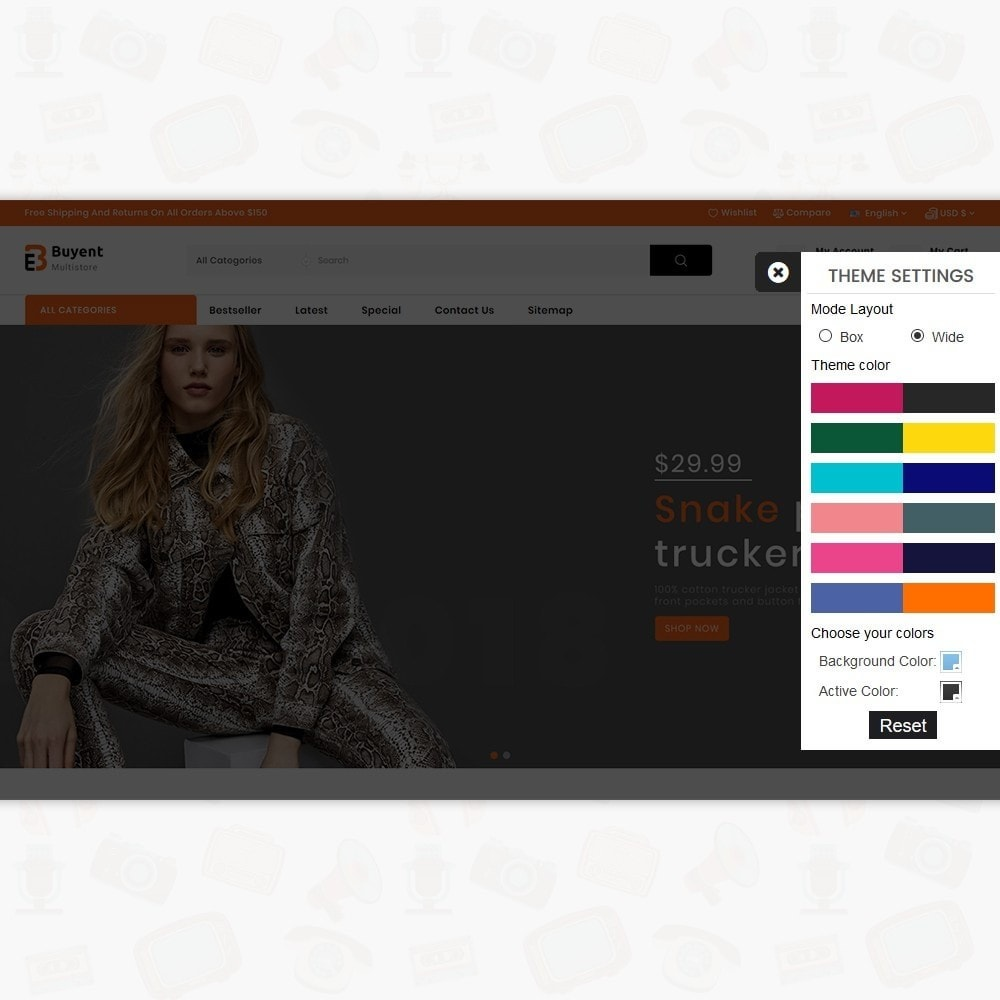 theme - Electronics & Computers - Buyent - The Best MultiStore Theme - 8
