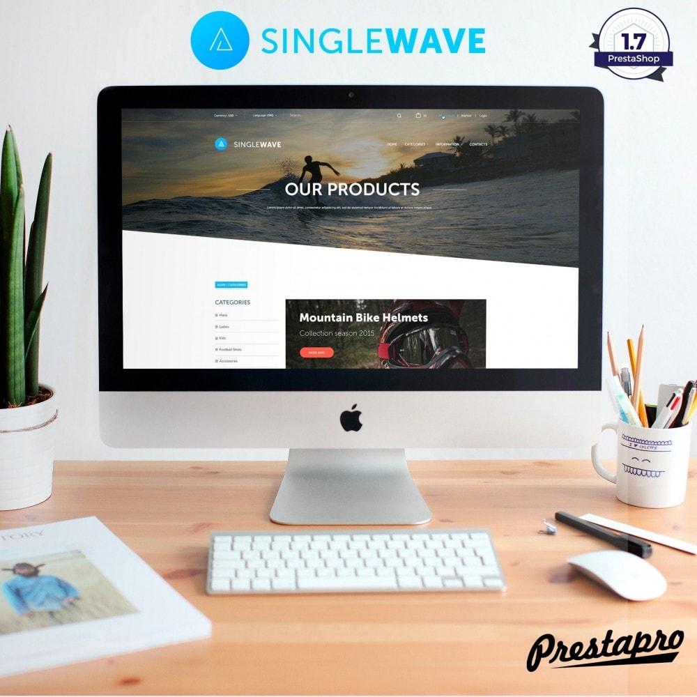 theme - Спорт и Путешествия - Surfwave Магазин Спорт и Серфинг - 3