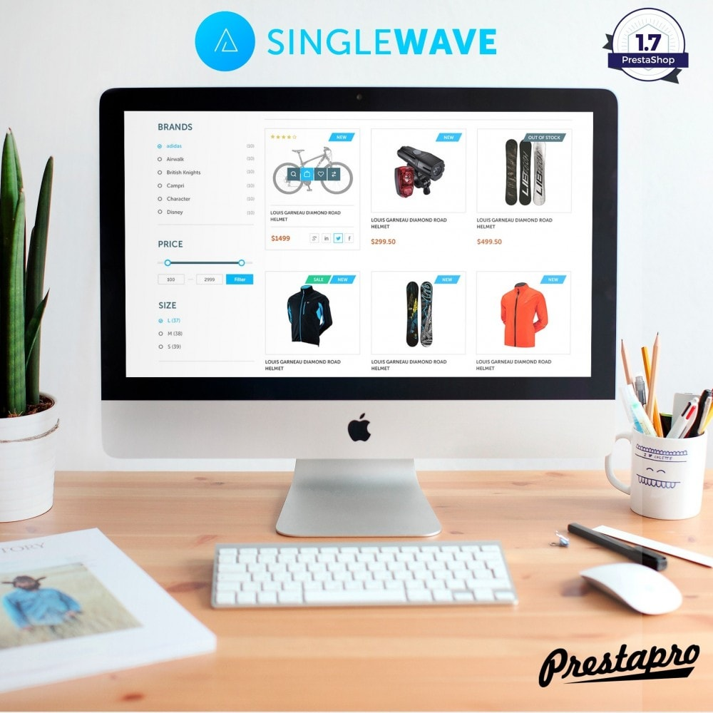 theme - Sports, Activities & Travel - Surfwave Sport and Surfing Shop - 4