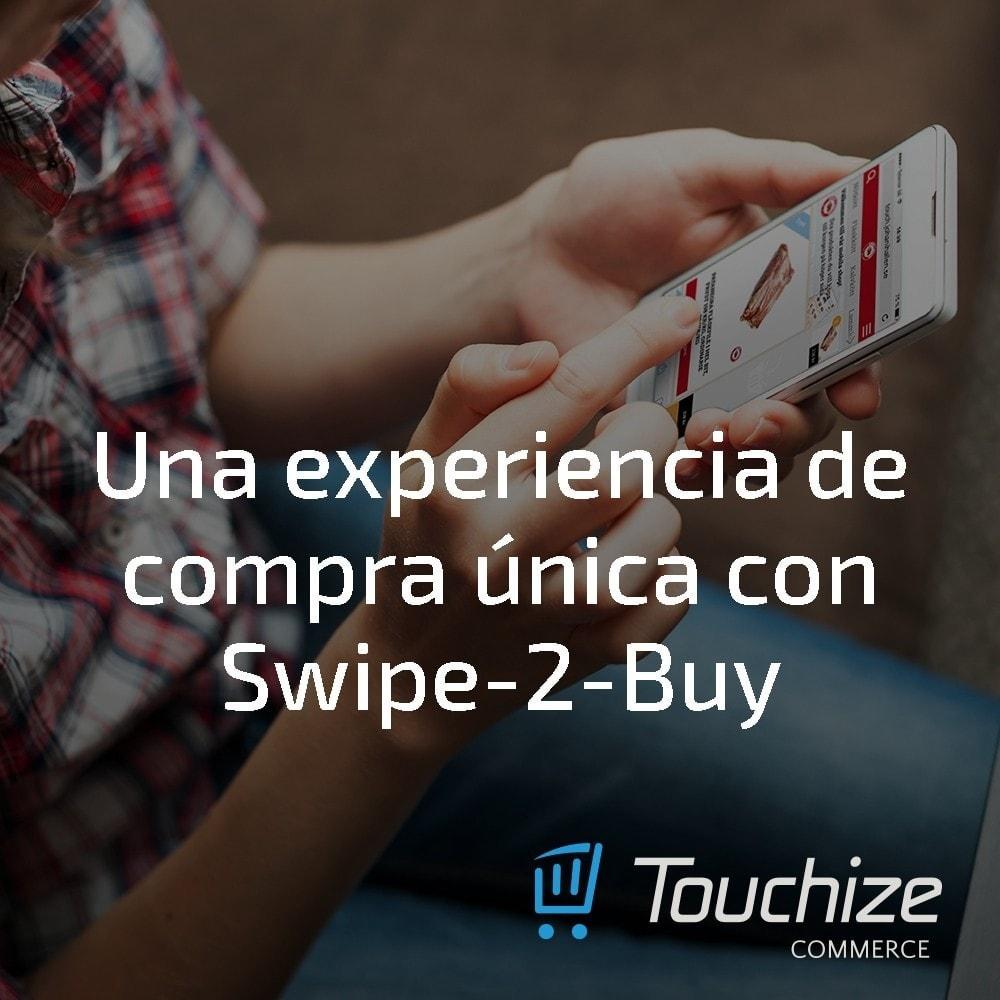 module - Dispositivos móviles - Touchize Commerce - 6