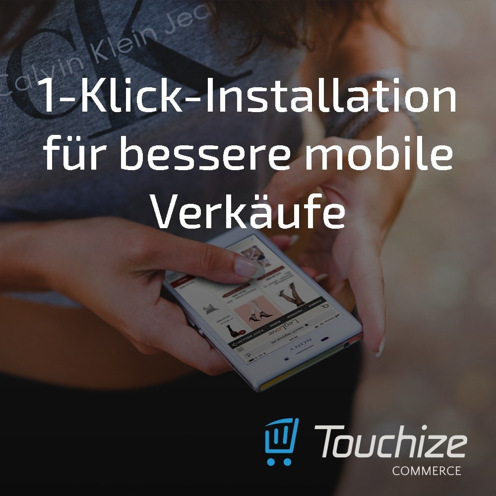 module - Mobile Endgeräte - Touchize Commerce - 5