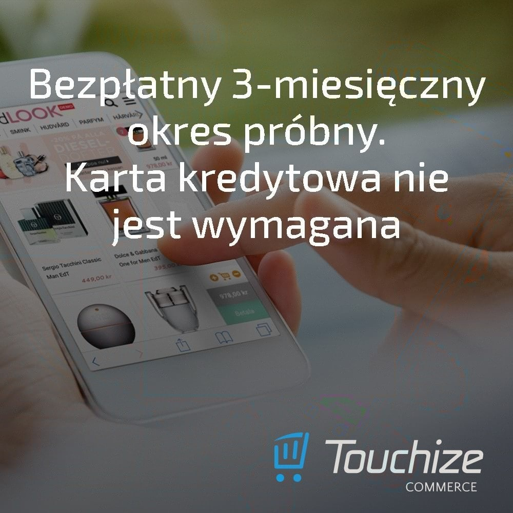 module - Mobile - Touchize Commerce - 2